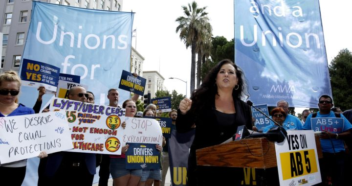 California Governor Signs Law Protecting Gig Economy Workers