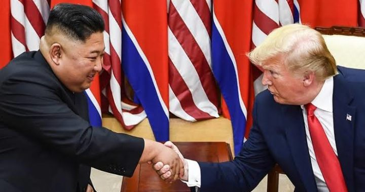 North Korea leader Kim invited Trump to Pyongyang in letter