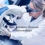 Your Internships of 2020 in Forensic Science