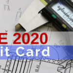 GATE 2020 Admit Card Releasing Today