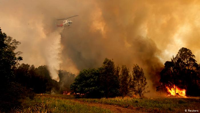 Rainfall and Hail Pelt Fire- Ruined Australian States, Bringing New Risks and Possible Relief