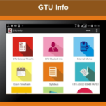 GTU Student Info: Access GTU Students Results/Grade history