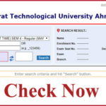 GTU Results: Access Updated Results via GTU Website & App