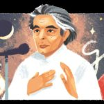 Google Doodle Pays Tribute to Late Song Writer and Lyricist Kaifi Azmi