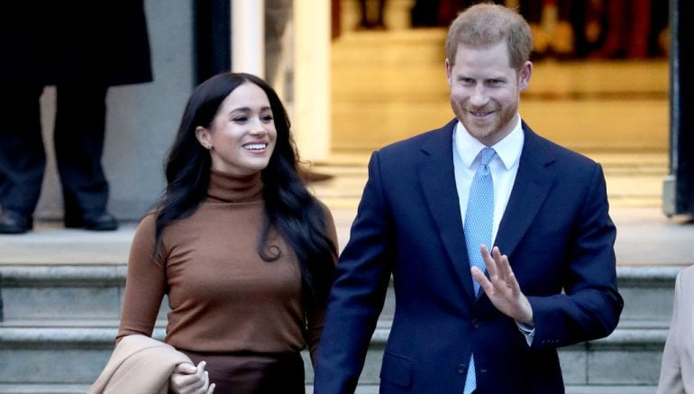 Queen Agrees Consents to Harry, Meghan Move Part Time to Canada