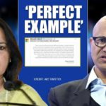 Perfect example on How literate need to be educated: Meenakshi Lekhi on Satya Nadella's Comments