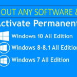 bit.ly/windowstxt - Activate All Versions of Windows 10, 8.1,8,7 Permanently - Guide to Activate Windows