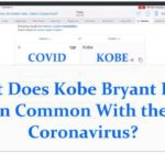 Covid Translate to Hebrew Meaning: Is Covid=Kobe?