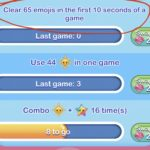 Emoji Blitz Mission Type Coins Owned Single