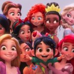41 Disney Movies in One Picture - Currently Popular Quiz on Social Media