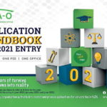 CAO Handbook 2021 Entry PDF (Central Applications Office)