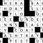 Company With A Hazy Future Crossword Clue