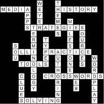 Playfulness Allure Crossword Clue To Develop Skills And Ability