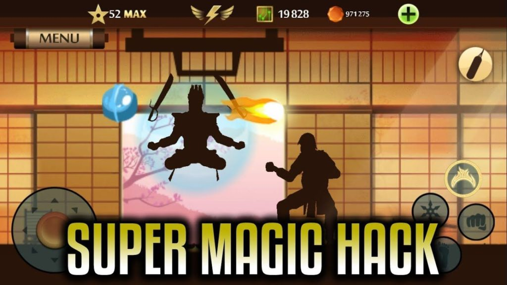 Shadow Fight 2 Hack 52 Max Level Download